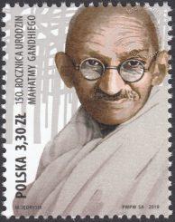 150 rocznica urodzin Mahatmy Gandhiego - 5012