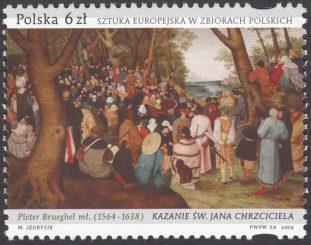 Sztuka europejska w zbiorach polskich - 5020