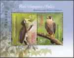 Ptaki Singapuru i Polski - Blok 227