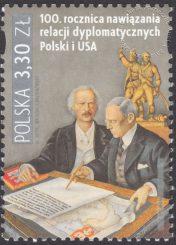 100 rocznica nawiązania relacji dyplomatycznych Polski i USA - 5030