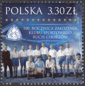 100 rocznica założenia Klubu Sportowego Ruch Chorzów - 5052