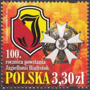 100 rocznica powstania Jagiellonii Białystok - 5058