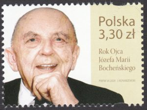Rok Ojca Józefa Marii Bocheńskiego - 5076