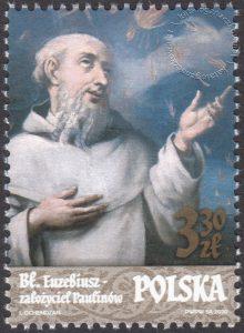 Bł. Euzebiusz - założyciel Paulinów - 5079