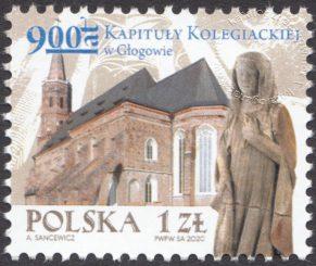 900 lat Kapituły Kolegiackiej w Głogowie - 5080