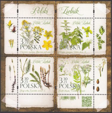 Polski Zielnik - Blok 233