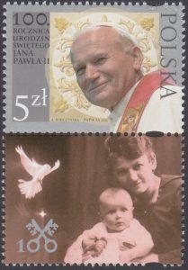 100 rocznica urodzin Świętego Jana Pawła II - 5094