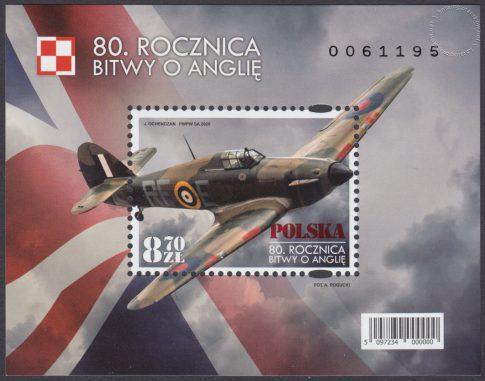 80 rocznica Bitwy o Anglię - Blok 234