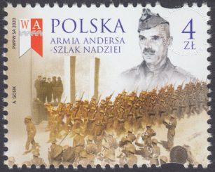 Armia Andersa-Szlak Nadziei - 5098