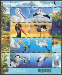 Polskie ptaki - Blok 236
