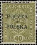 Wydanie prowizoryczne tzw. krakowskie - 40