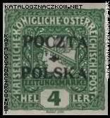 Wydanie prowizoryczne tzw. krakowskie znaczek nr 51