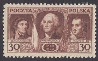 200 rocznica urodzin J.Waszyngtona - 250