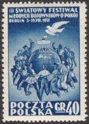 III Światowy Festiwal Młodych Bojowników o Pokój - 566
