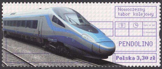 Nowoczesny tabor kolejowy - 5135B