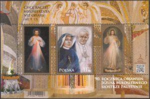 90 rocznica objawień Jezusa Miłosiernego siostrze Faustynie - Blok 237