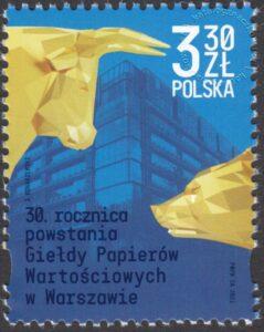 30 rocznica powstania Giełdy Papierów Wartościowych w Warszawie - 5140