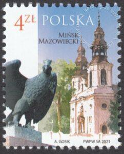 Miasta Polskie – Mińsk Mazowiecki - 5155