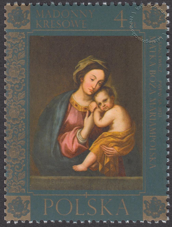 Madonny Kresowe znaczek nr 5157